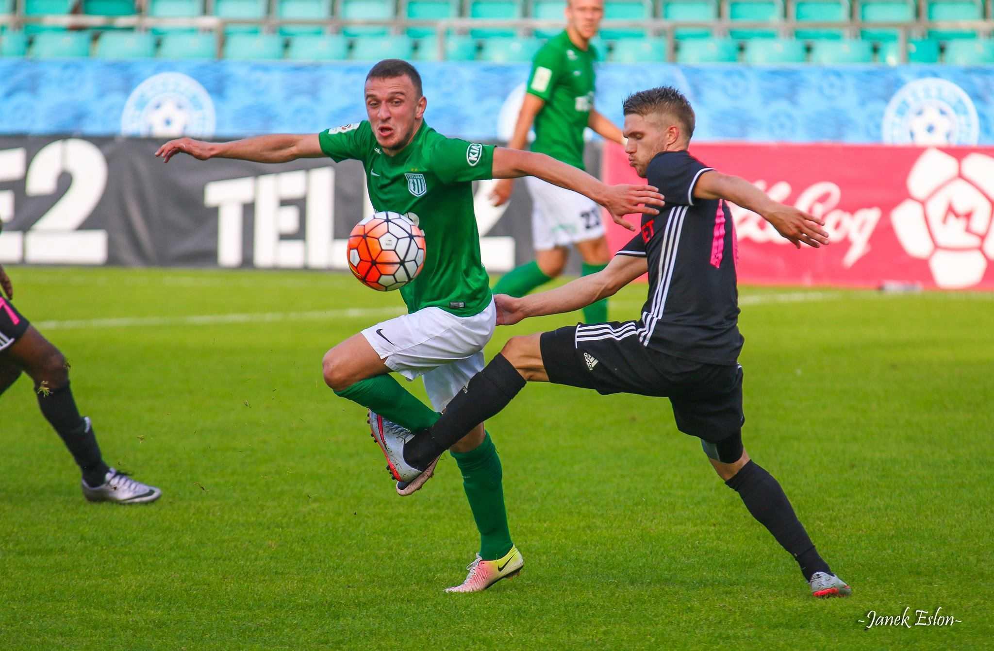 Maksim Gussev vs Nõmme Kalju 10. spetembril 2016
