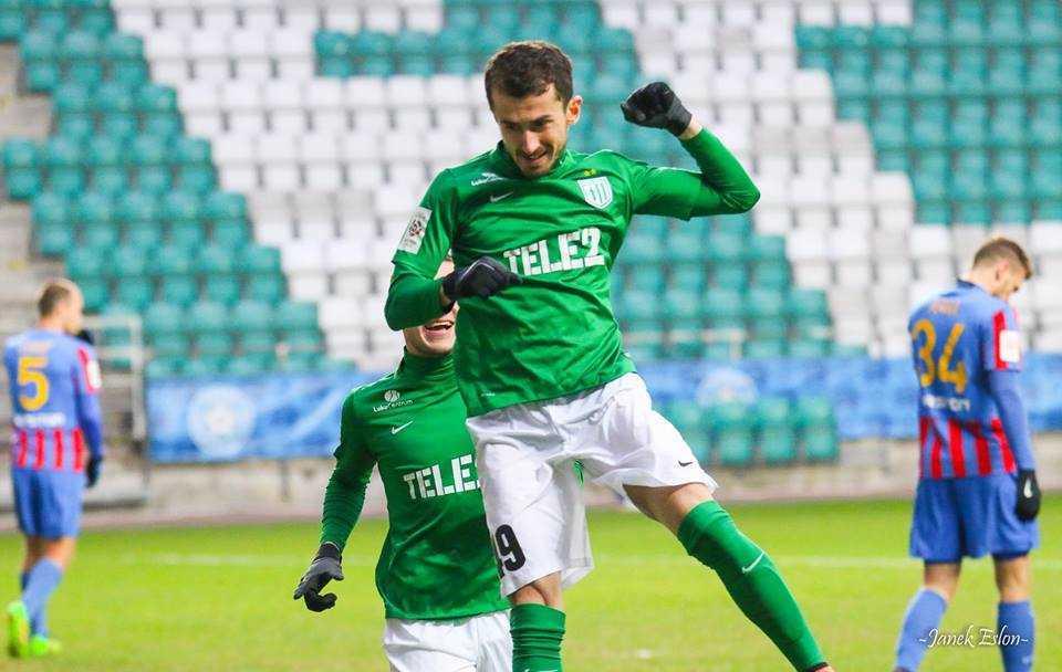 Zakaria Beglarišvili vs Paide Linnameeskond 22.10.2016 4-0