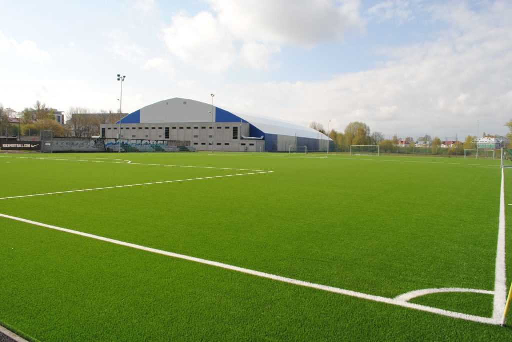 NIKE Arena kunstmuruväljak (Foto: Eesti Spordiregister)